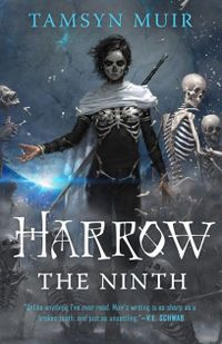 Cover of Harrow the Ninth by Tamsyn Muir