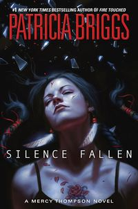 Cover of Silence Fallen by Patricia Briggs