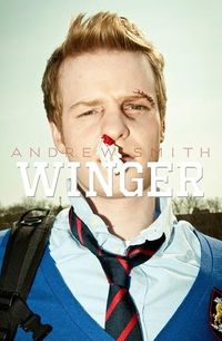 Cover of Winger by Andrew Smith