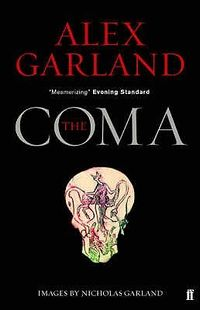 Cover of The Coma by Alex Garland
