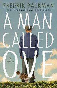 Cover of A Man Called Ove by Fredrik Backman