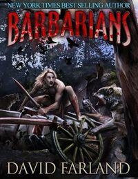 Cover of Barbarians by David Farland