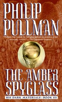 Cover of The Amber Spyglass by Philip Pullman