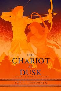 Cover of The Chariot at Dusk by Swati Teerdhala